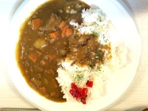 7_Okinawa Curry Rice