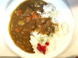 7_Okinawa Curry Rice