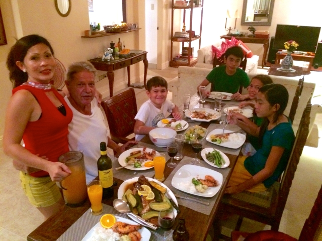 Panglao Dinner