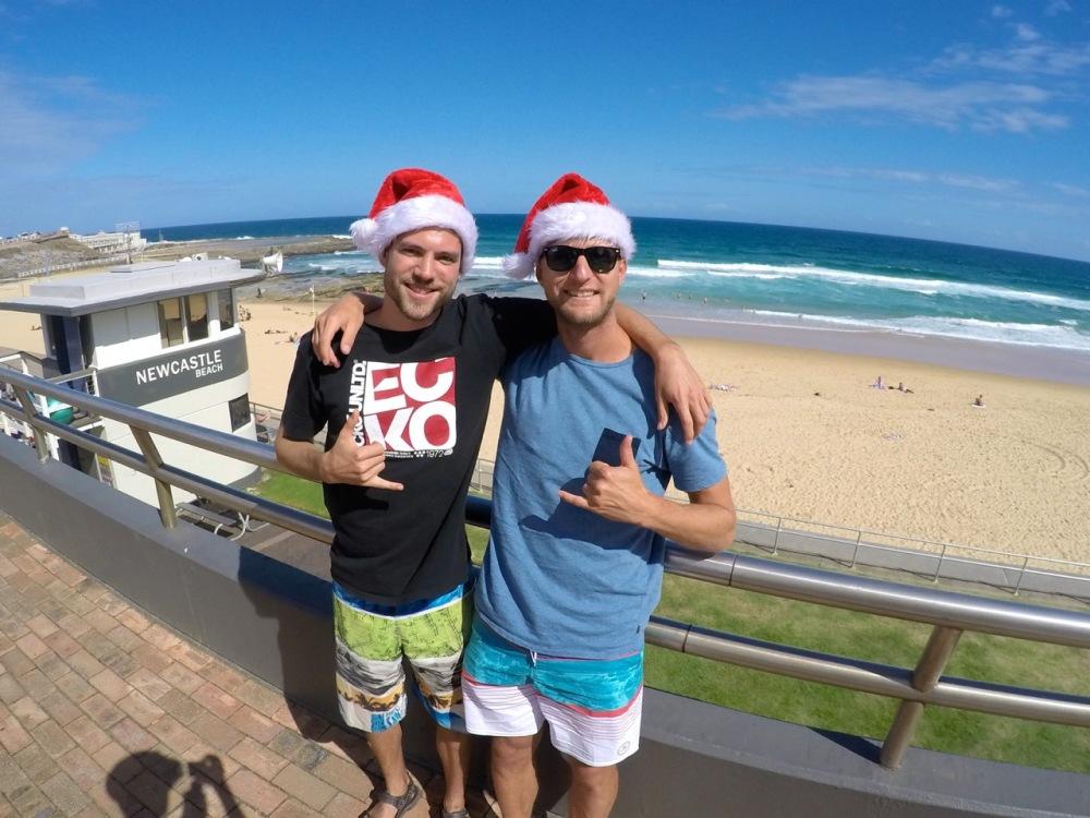 Weihnachten in Australien – Erste Eindrücke aus Sydney und Newcastle (1/5)