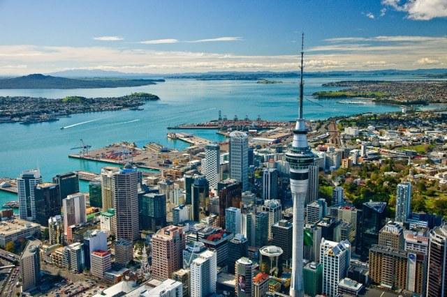 Neuseeland Auckland