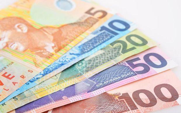 Neuseeland Dollar Notes