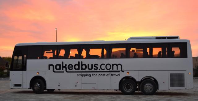 Neuseeland Naked Bus
