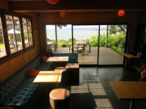 Neuseeland Raglan Cafe