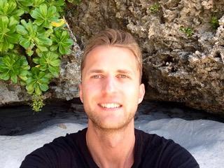 Selfie auf Okinawa