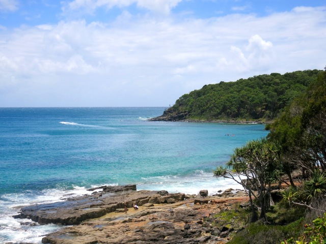 Australien Noosa Tea Tree Bay