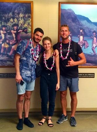 Hawaii Kauaii Gruppe