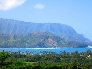 Hawaii Kauaii Hanalei Bay