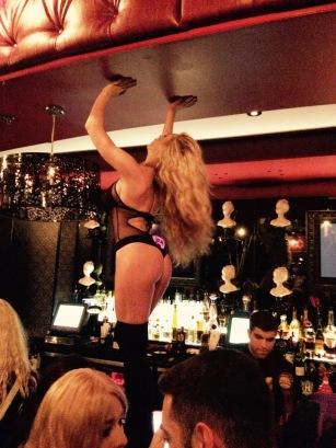 San Diego GoGo Dancer Sidebar