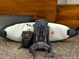Hawaii mein Gepäck