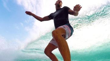 Panama Careneros Surfen